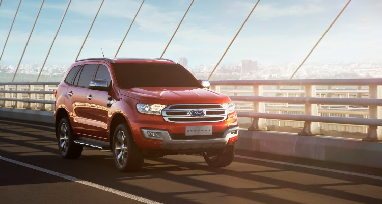 Ford New Everest 2