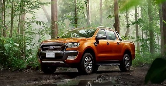 2015 Ford Ranger Wildtrak-