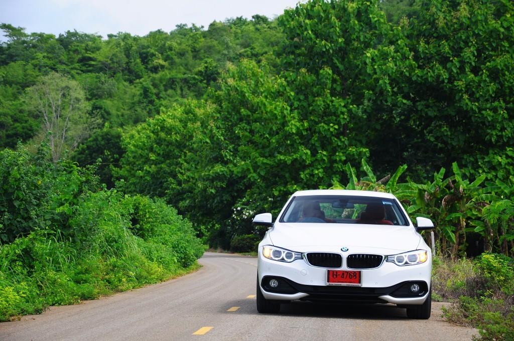 BMW 420d M Sport 2015 (1)