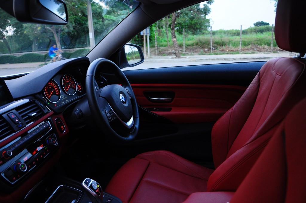 BMW 420d M Sport 2015 (13)