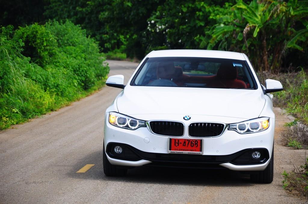 BMW 420d M Sport 2015 (2)