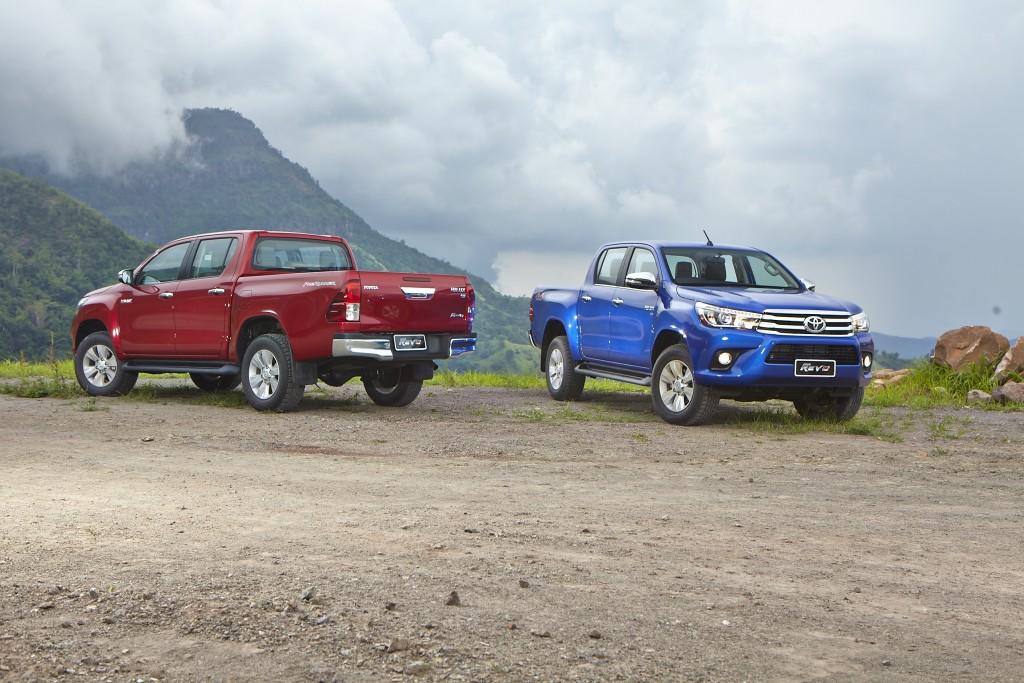 Toyota Hilux Revo D-cab Test Drive (37)