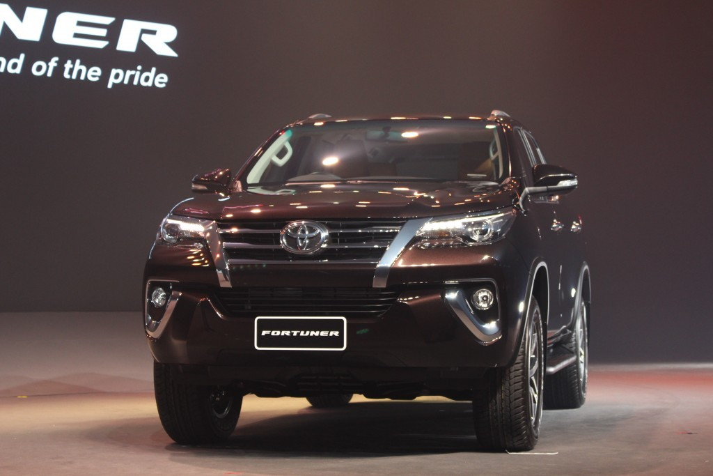 2015 All New Toyata Fortuner (42)