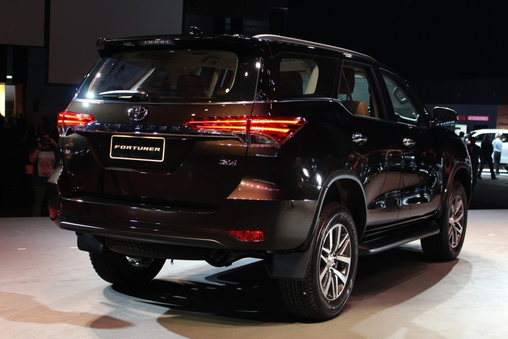 2015 All New Toyata Fortuner (57)