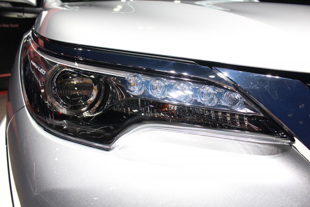 2015 All New Toyata Fortuner (80)