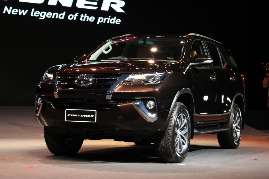 2015 All New Toyata Fortuner (98)
