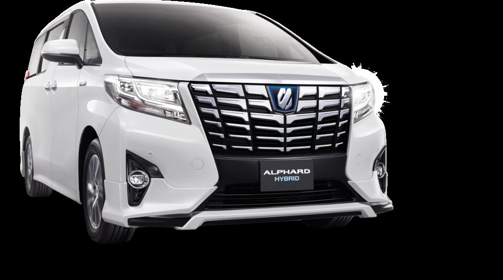 2015 Alphard Hybrid (1)