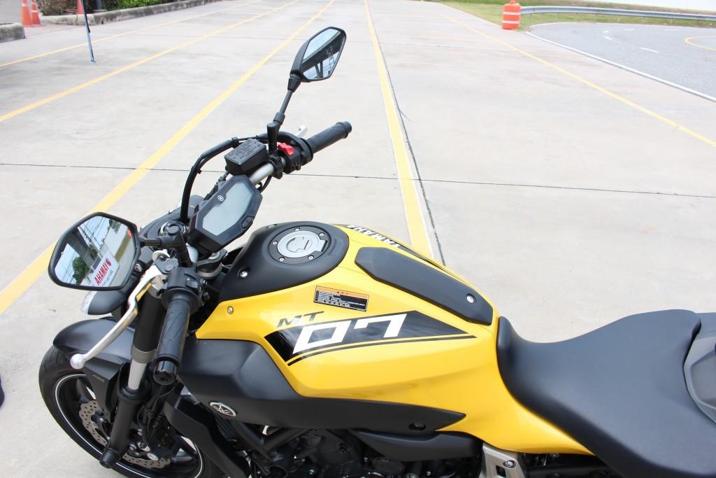 2015 Yamaha MT-07 (55)