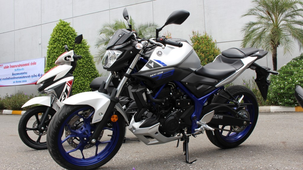 2015 Yamaha MT-03 (12)
