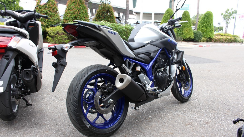 2015 Yamaha MT-03 (21)
