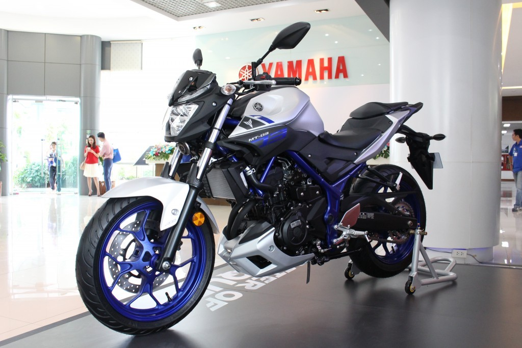 yamaha mt 03 motorcycles in thailand thailand visa forum by thai visa the nation. Black Bedroom Furniture Sets. Home Design Ideas