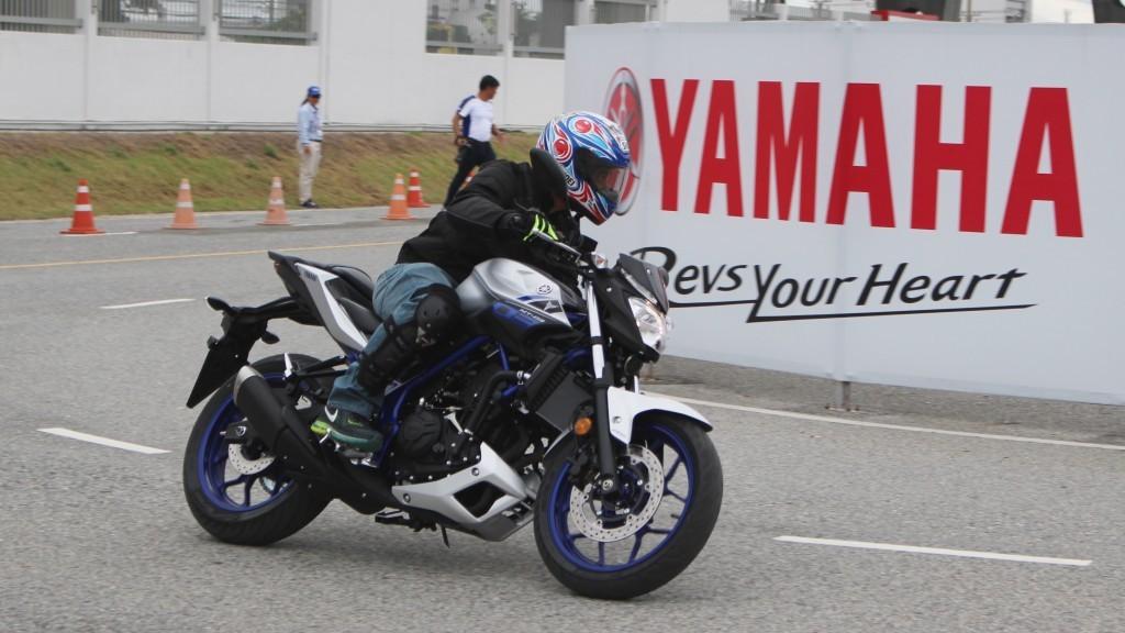 2015 Yamaha MT-03