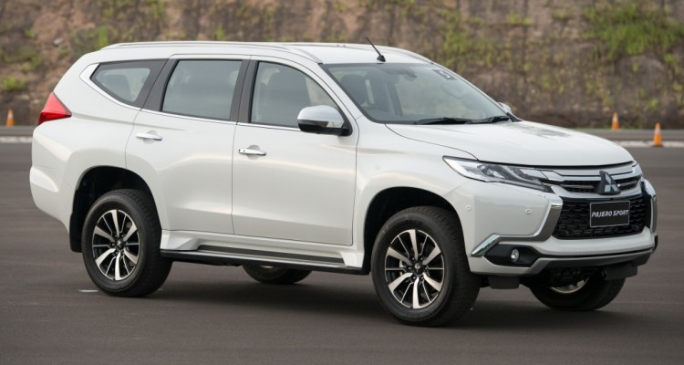All New Pajero Sport GT 4WD Exterior_0004
