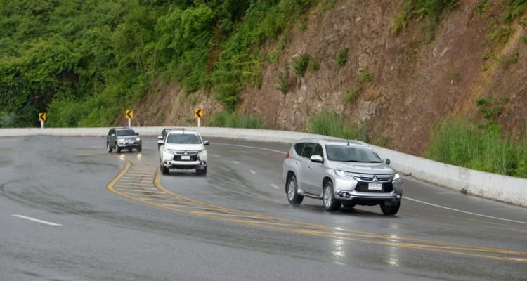 2015 Mitsubishi Pajero Sport Test บทความ (10)