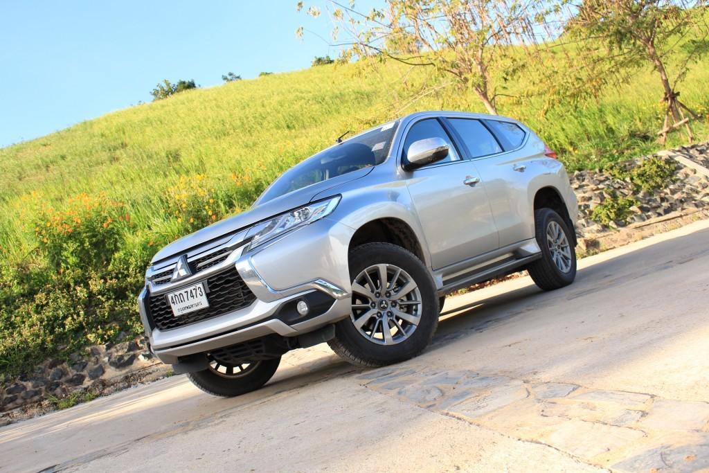 2015 Mitsubishi Pajero Sport Test บทความ (14)