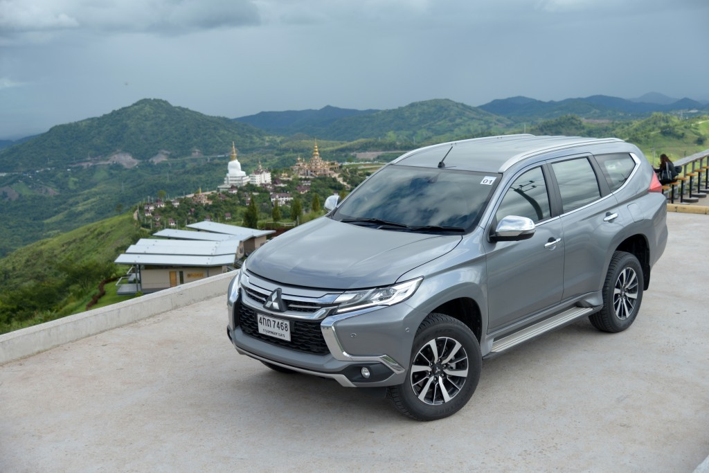 2015 Mitsubishi Pajero Sport Test บทความ (22)
