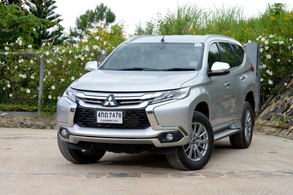 2015 Mitsubishi Pajero Sport Test บทความ (4)
