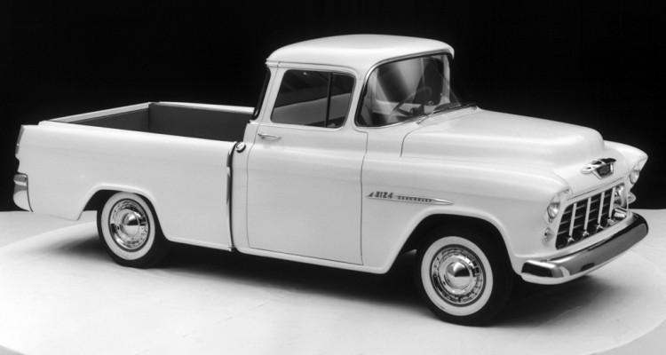 1955 Chevrolet Cameo-Carrier