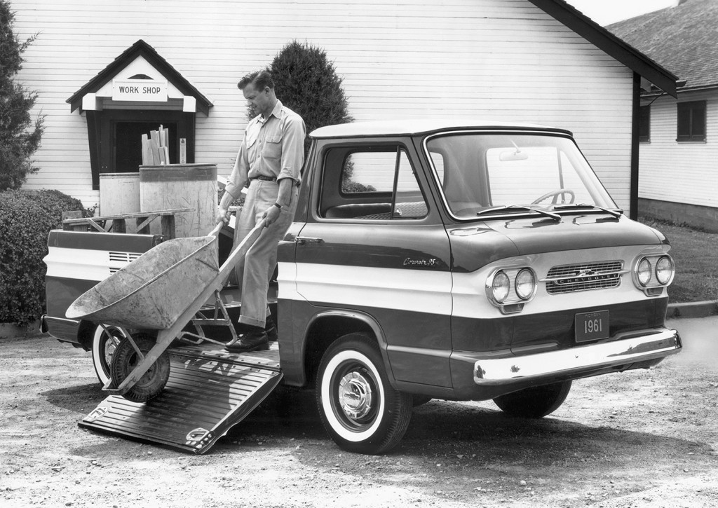 1961 Chevrolet-Corvair-Rampside