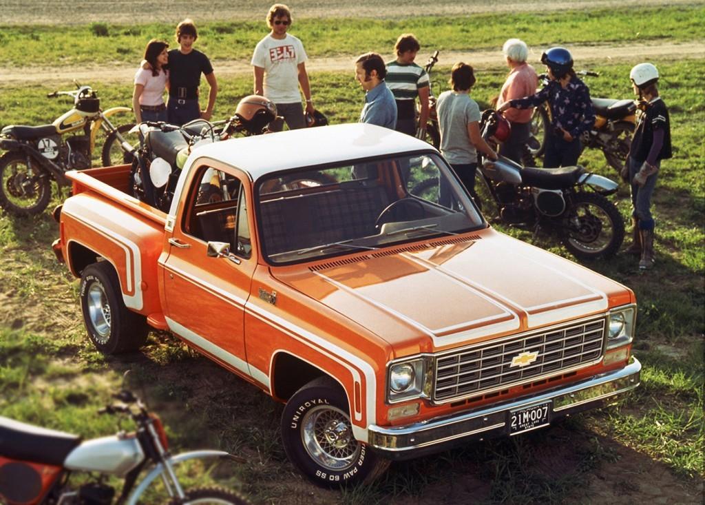 1976 Chevrolet C10 Stepside