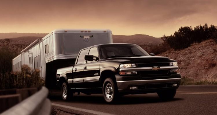 2001 Chevrolet Silverado 2500 HD