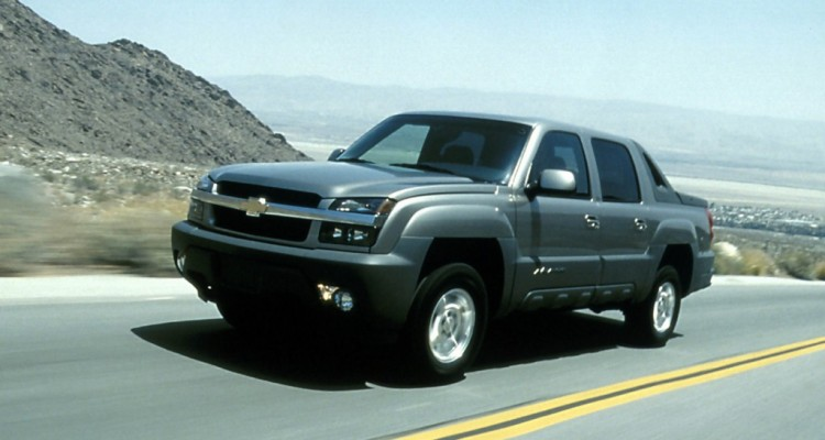 2002 Chevrolet-Avalanche
