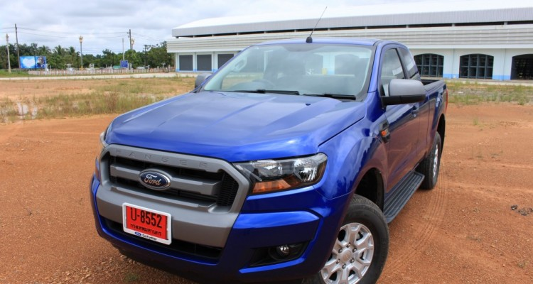 2015 Ford Ranger Open cab 2.2L Hi-Rider Mid Power MT (16)
