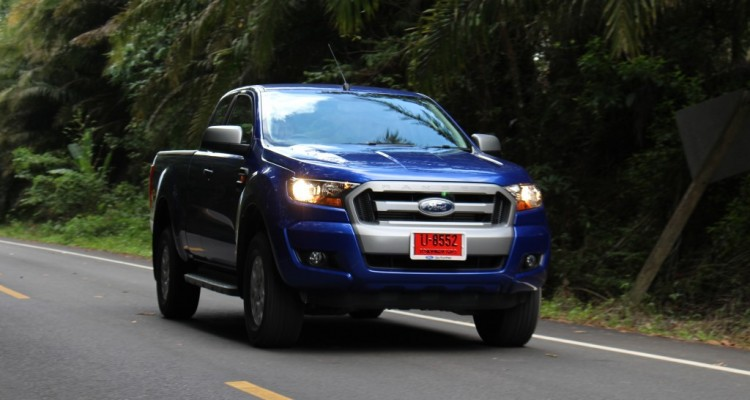 2015 Ford Ranger Open cab 2.2L Hi-Rider Mid Power MT (24)