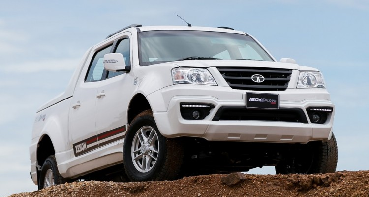 2015 TATA Xenon 150N X-Plore 4WD (15)