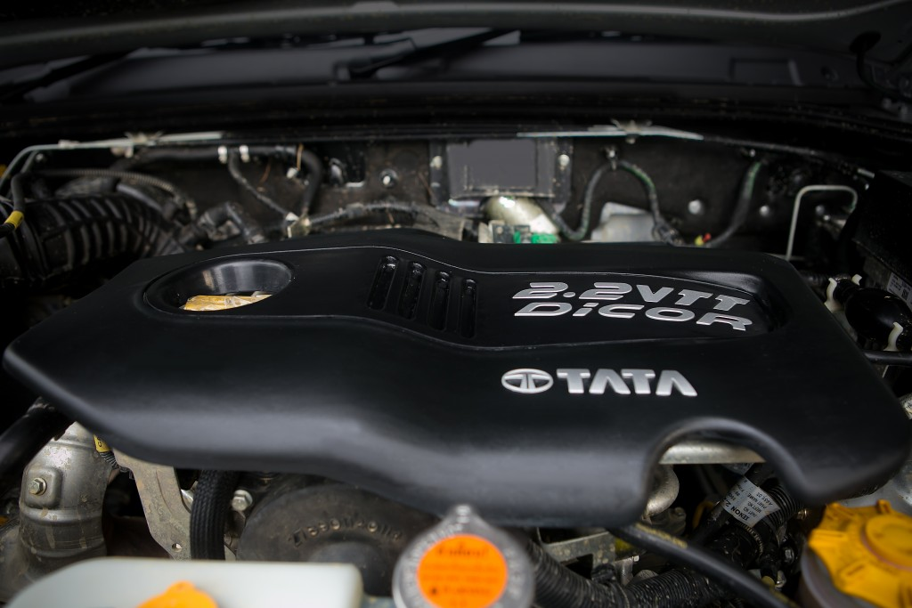 2015 TATA Xenon 150N X-Plore 4WD (19)