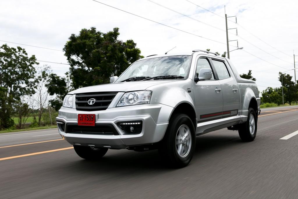 2015 TATA Xenon 150N X-Plore 4WD (2)
