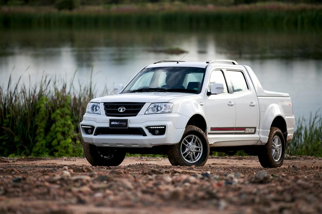 2015 TATA Xenon 150N X-Plore 4WD (35)