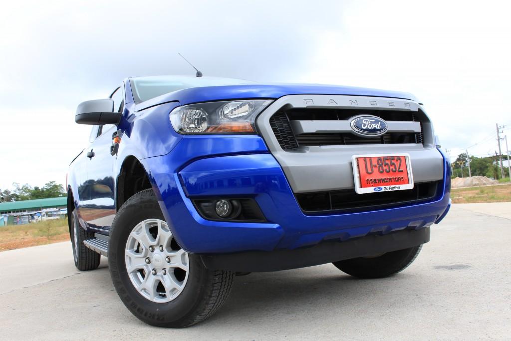 Ford Ranger 2.2 Open cab Hi-Rider XLS (2)