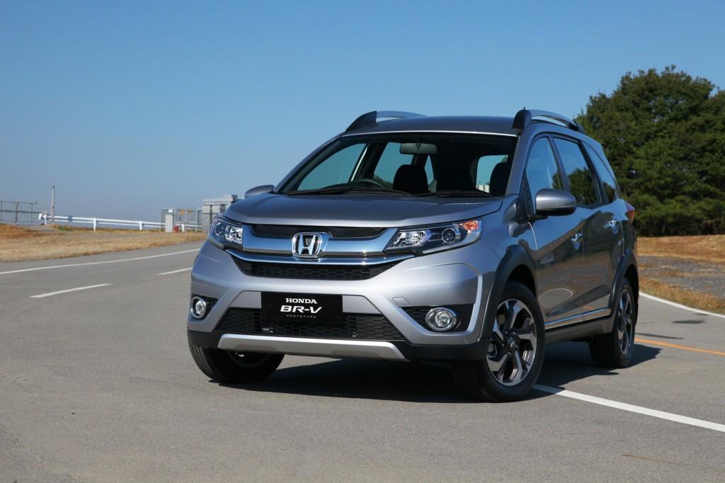 Honda BR-V_Exterior Design - Front