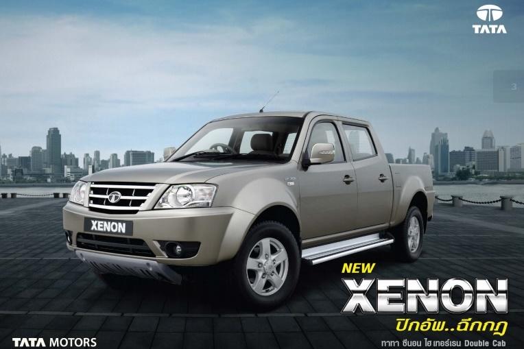 Tata Xenon 2.2L Hi Double Cab