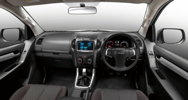 2015 Isuzu D-Max Blue Power (1)
