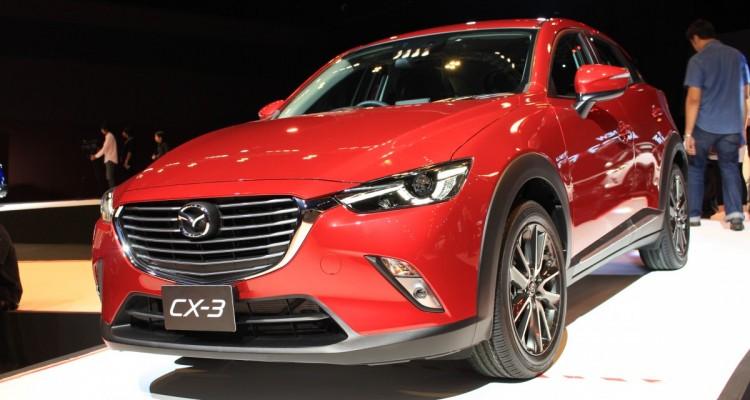 2015 Mazda CX-3 (20)