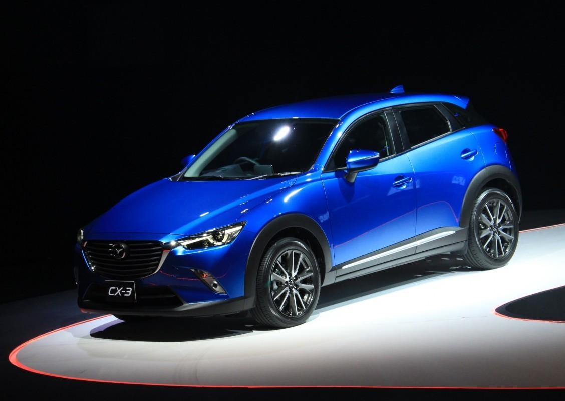 2015 Mazda CX-3 (3)