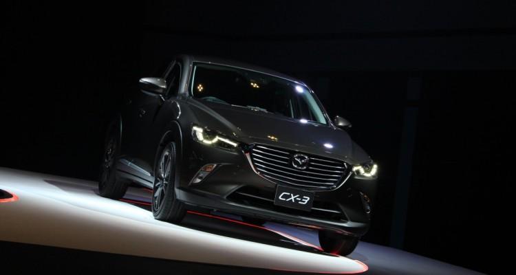 2015 Mazda CX-3 (4)