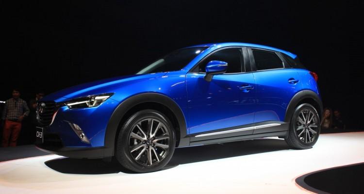 2015 Mazda CX-3 (9)