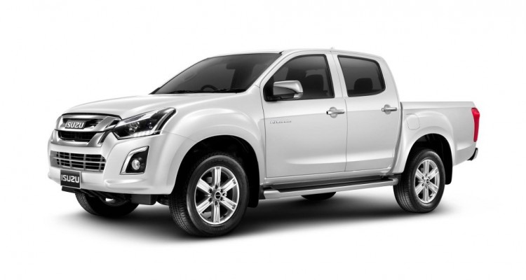 2015 New Isuzu  D-Max (1)