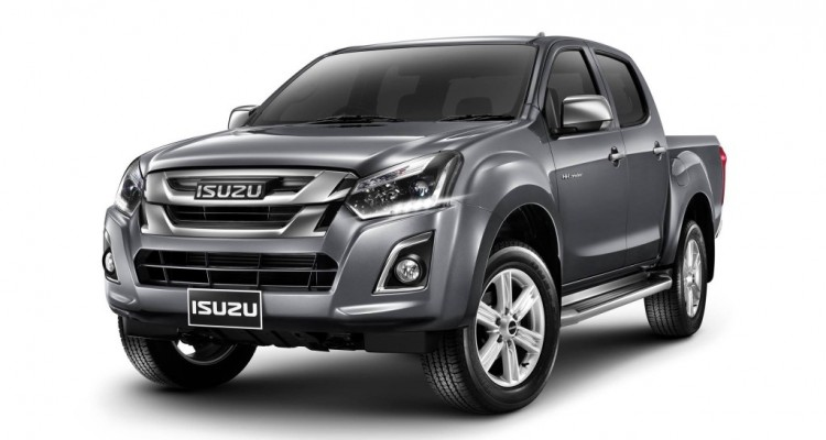 2015 New Isuzu D-max (2)