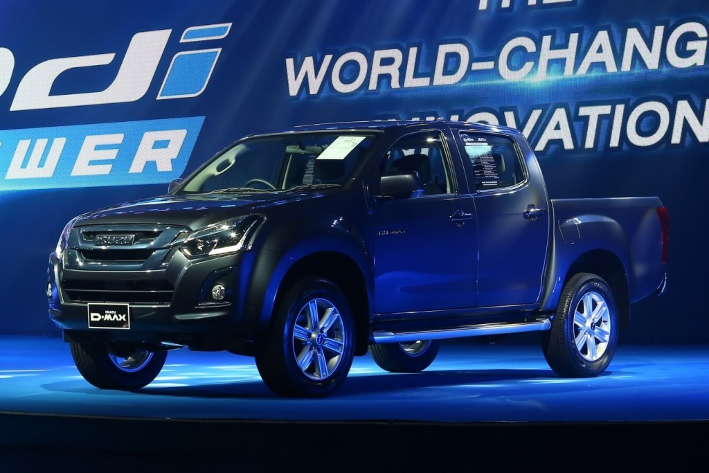 2015 New Isuzu D-max 4