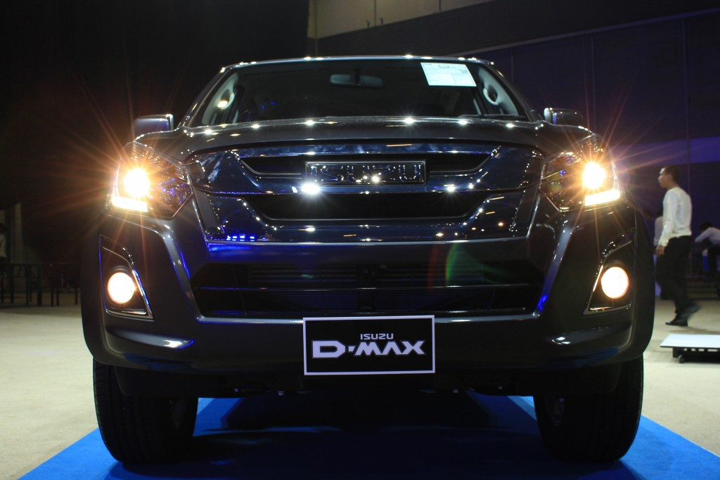 New Isuzu D-max 2015 (52)