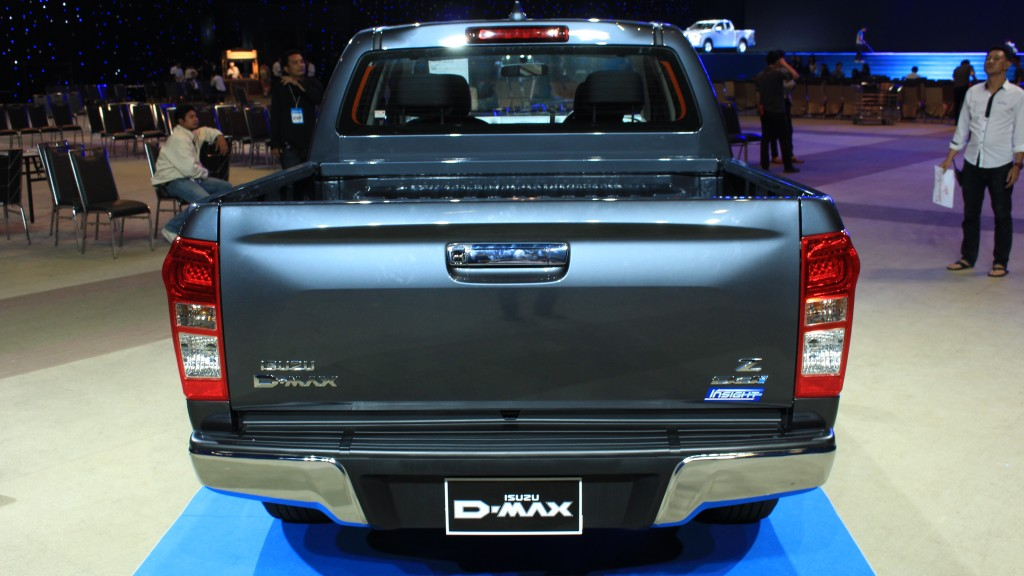 New Isuzu D-max 2015 (58)
