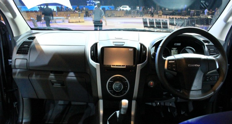 New Isuzu D-max 2015 (60)