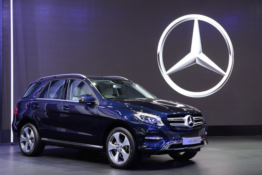 The new GLE 250 d 4MATIC Exclusive (1)