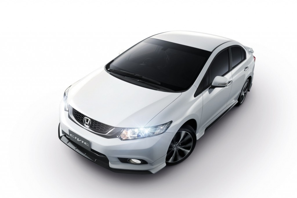 Honda Civic gen09