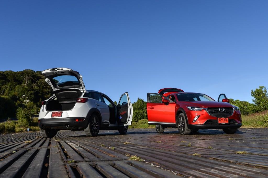 Mazda CX-3 เบนซิน ตระกูล ลินทมิตร driveautoblog (16)