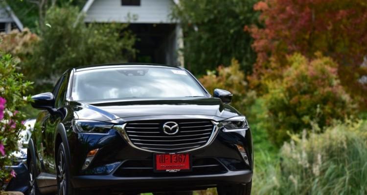 Mazda CX-3 เบนซิน ตระกูล ลินทมิตร driveautoblog (9)